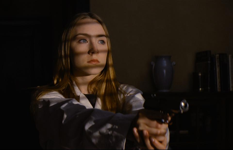 кадры из фильма Виолет и Дейзи Сирша Ронан,