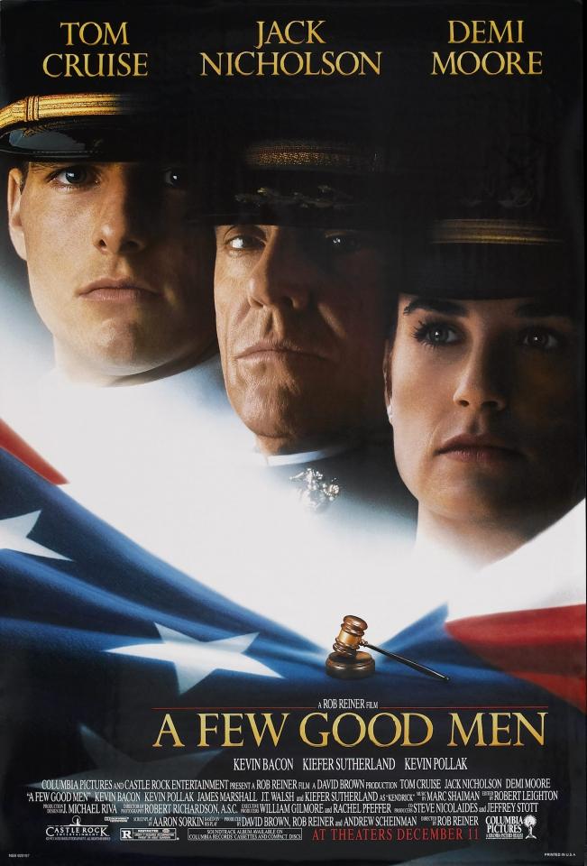 плакат фильма Несколько хороших парней