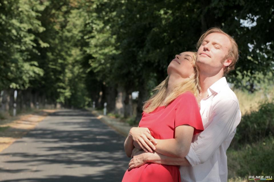 кадры из фильма Окно в лето Марк Вашке, Нина Хосс,