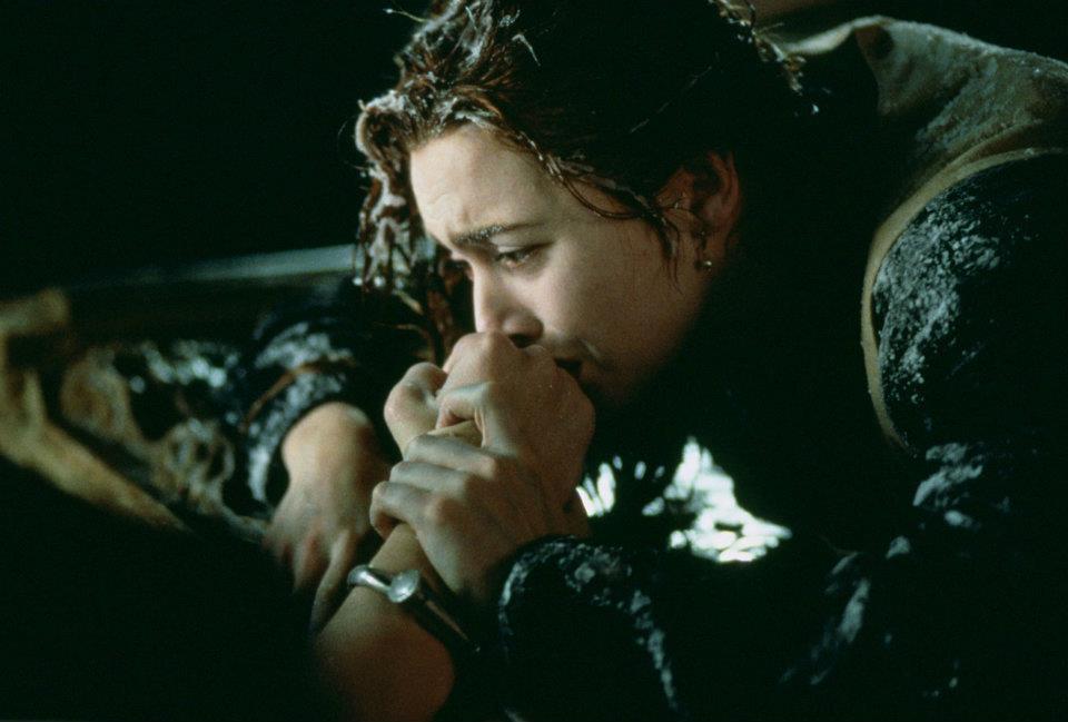 кадры из фильма Титаник Кейт Уинслет,