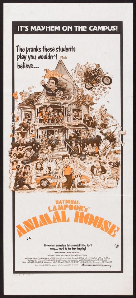 плакат фильма баннер Зверинец