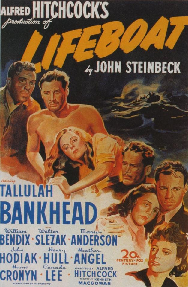 плакат фильма Спасательная шлюпка