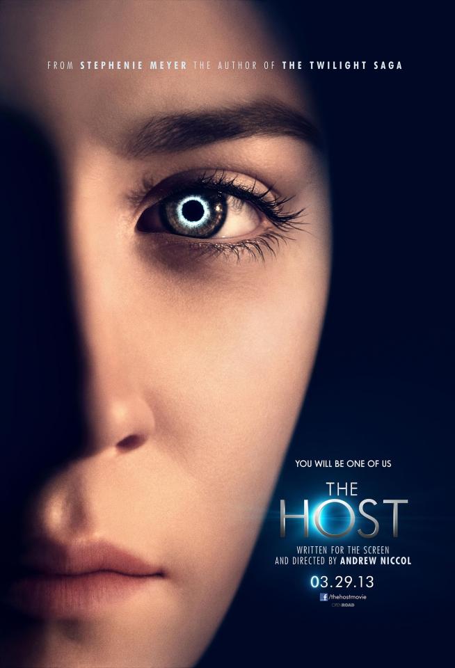 плакат фильма постер Гостья