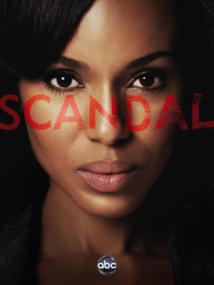 плакат фильма постер Скандал