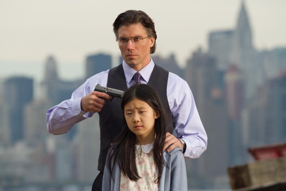 кадры из фильма Защитник