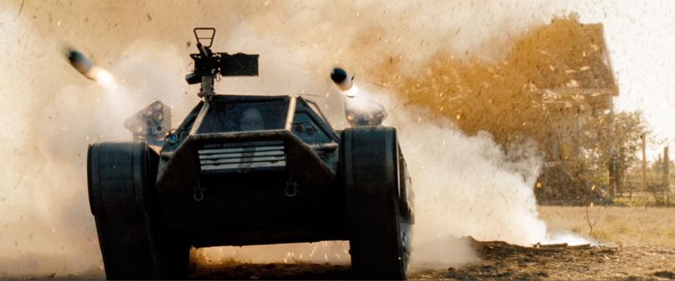 кадры из фильма G.I. Joe: Бросок кобры 2