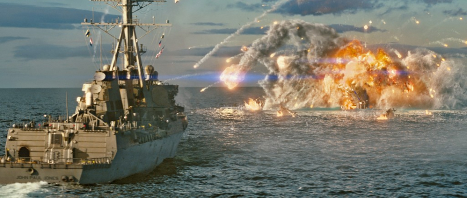 кадры из фильма Морской бой