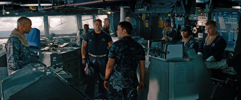 кадры из фильма Морской бой Джон Туи, Тэйлор Китч, Джесси Племонс,