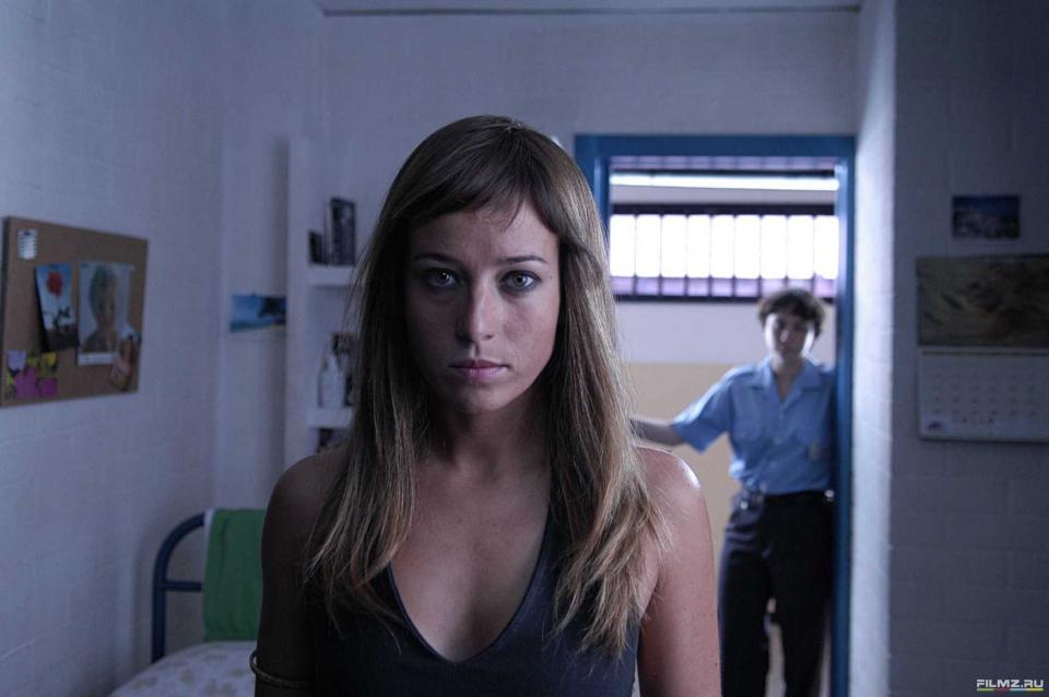 кадры из фильма Темно-синий, почти черный Марта Этура,