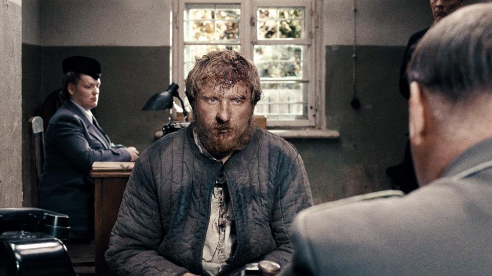 кадры из фильма В тумане Владимир Свирский, Влад Иванов,