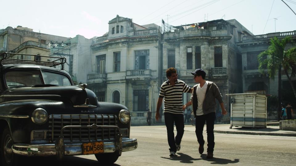 кадры из фильма Гавана, я люблю тебя Джош Хатчерсон,