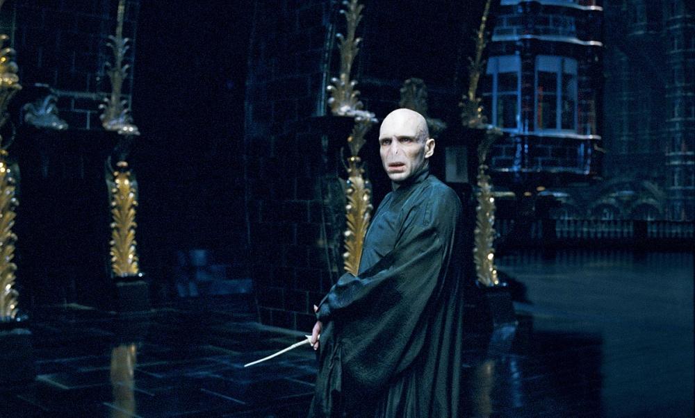 кадры из фильма Гарри Поттер и Орден Феникса Рэйф Файнс,