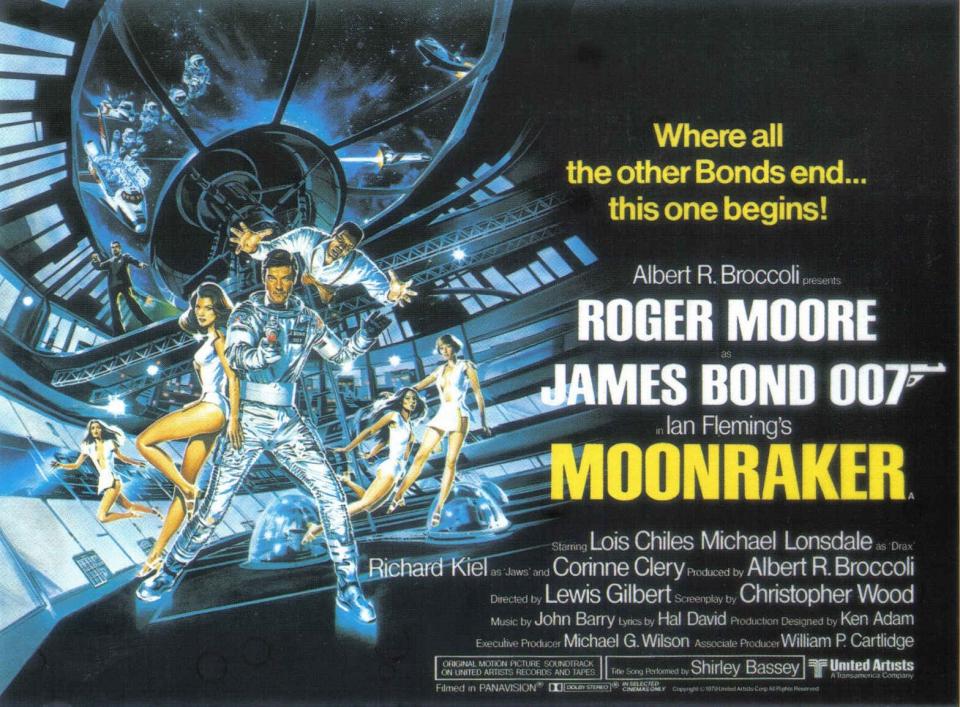 плакат фильма постер Лунный гонщик