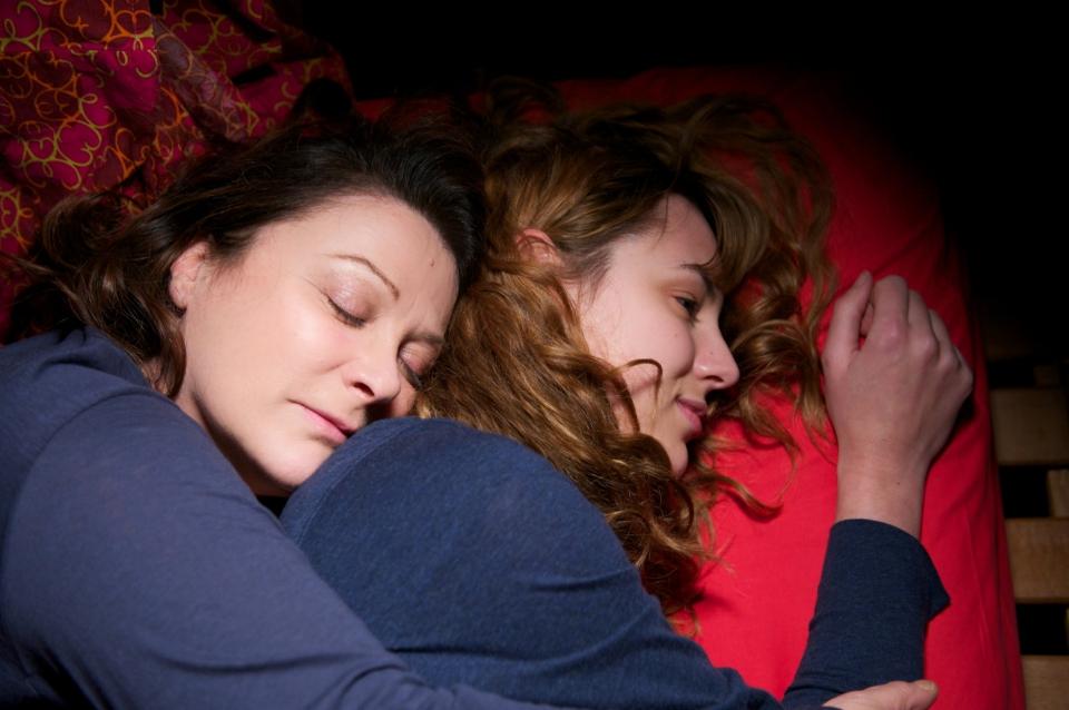 кадры из фильма Секса много не бывает Жозьяна Баласко, Луиза Бургуа,