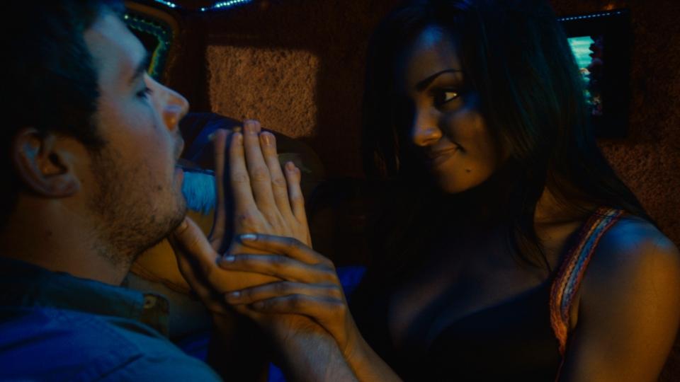кадры из фильма Пираньи 3DD
