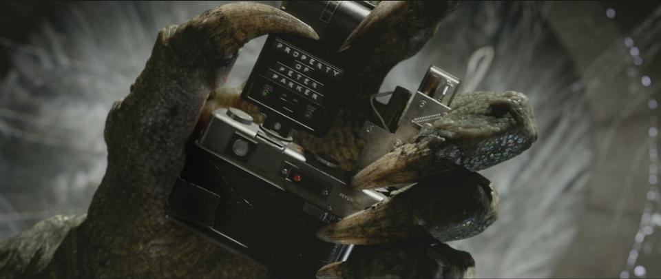 кадры из фильма Новый Человек-паук