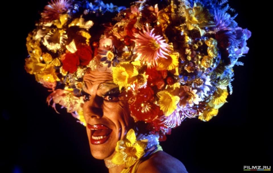 кадры из фильма Приключения Присциллы, королевы пустыни Хьюго Уивинг,
