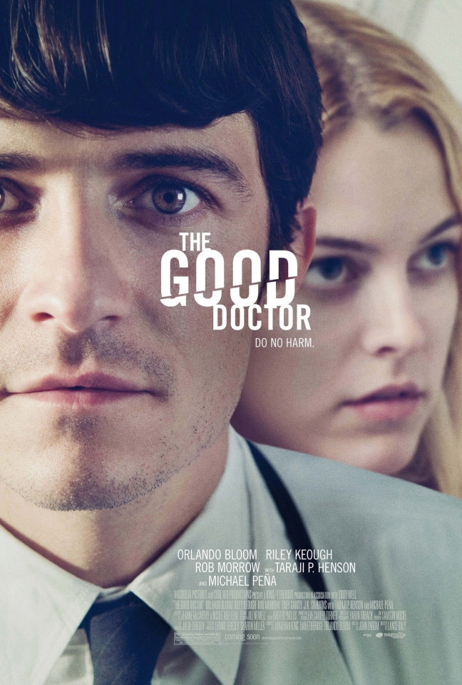 плакат фильма постер Хороший доктор