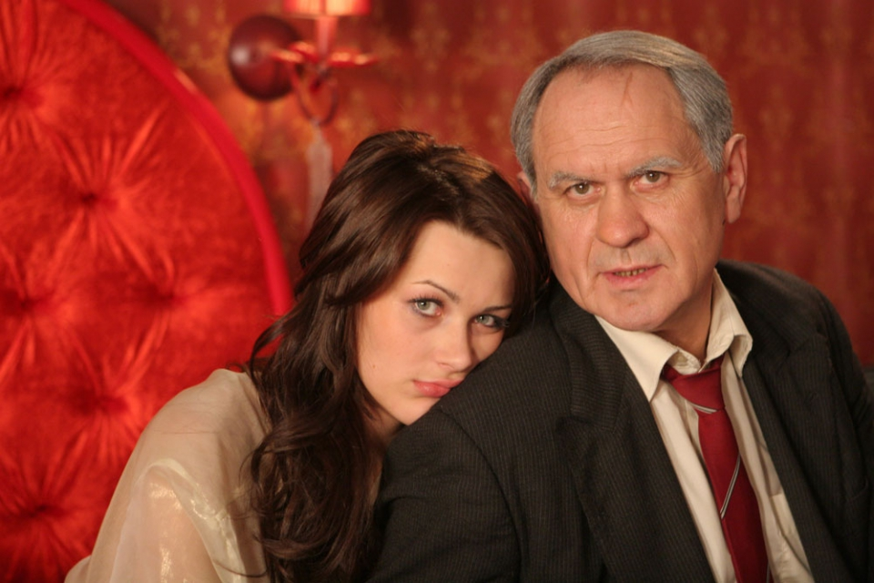 кадры из фильма Если бы да кабы Анна Антонова, Валерий Афанасьев,