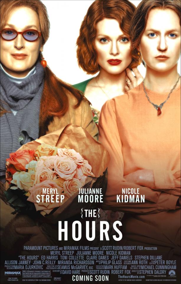 плакат фильма постер Часы