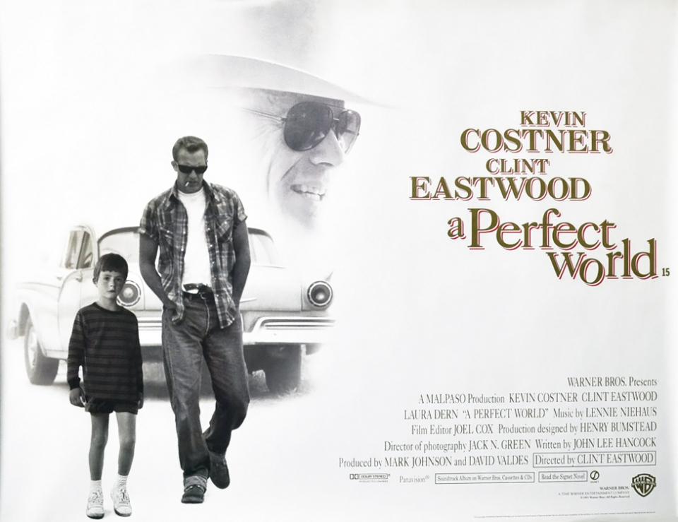 плакат фильма постер Совершенный мир