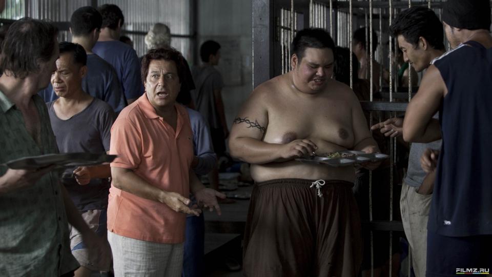кадры из фильма Папаши без вредных привычек Кристиан Клавье,