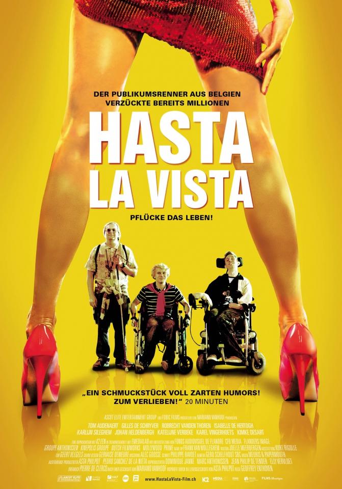 плакат фильма постер Приходи как есть