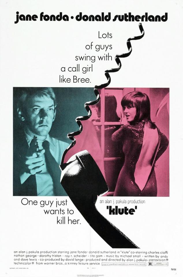 плакат фильма постер Клют