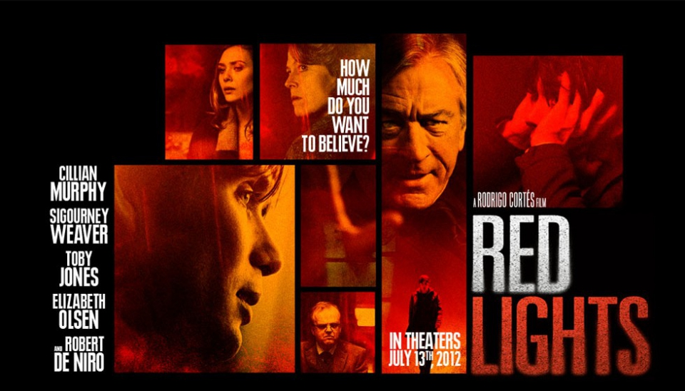 плакат фильма биллборды Красные огни