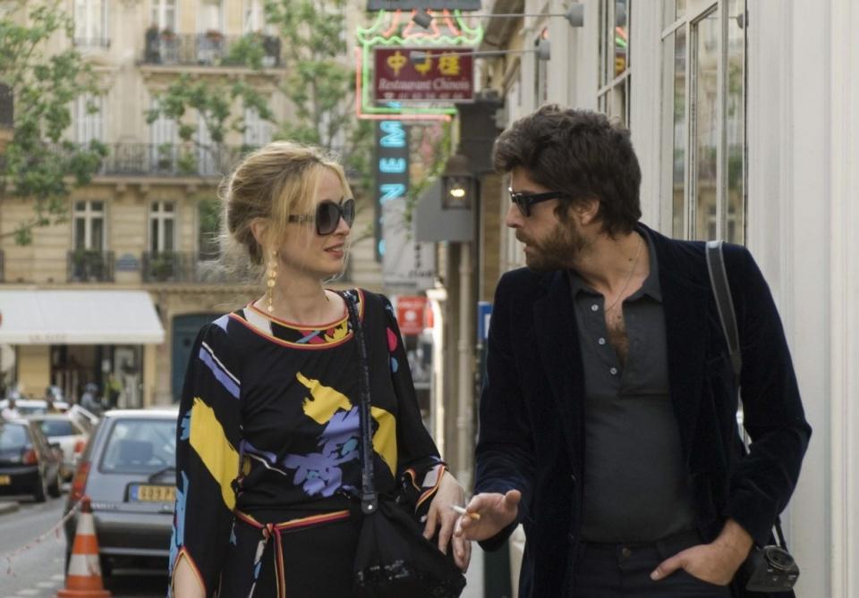 кадры из фильма Два дня в Париже Жюли Дельпи, Адам Голдберг,