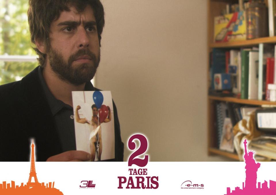 промо-слайды Два дня в Париже Адам Голдберг,