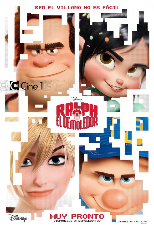 плакат фильма постер Ральф