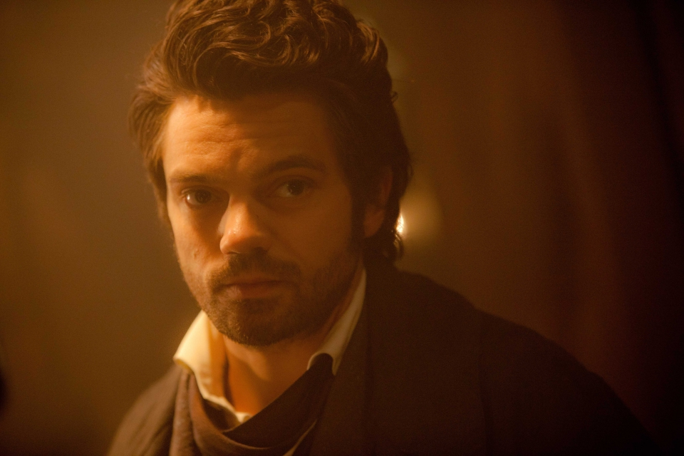 кадры из фильма Президент Линкольн: Охотник на вампиров Доминик Купер,