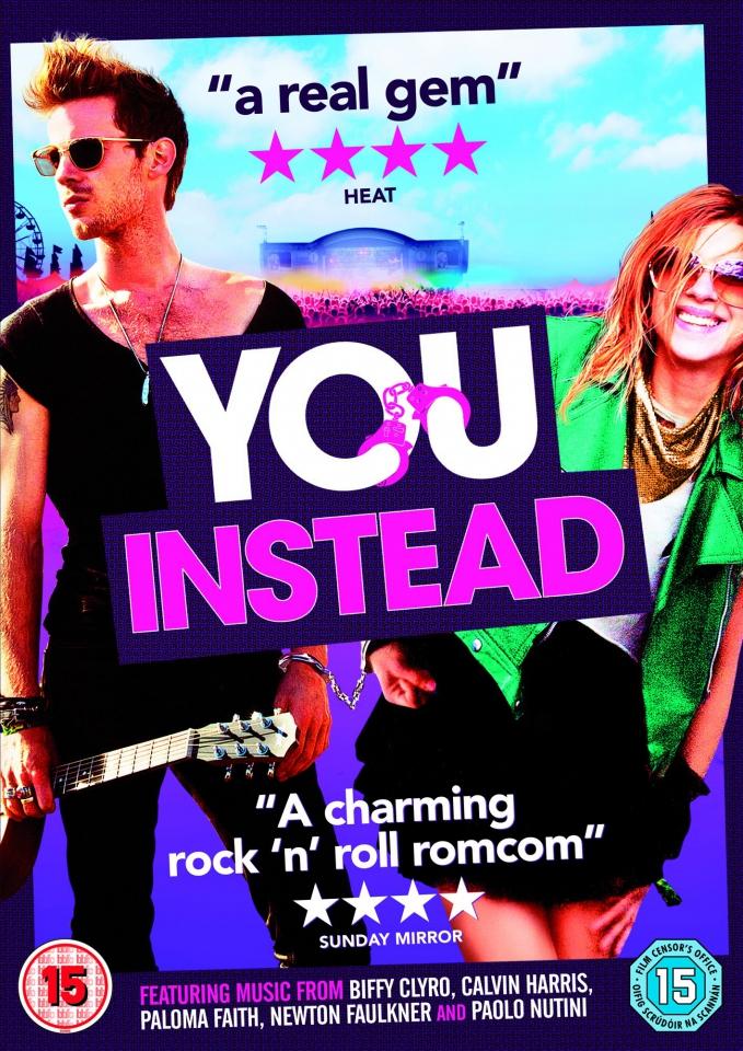 плакат фильма DVD Музыка нас связала