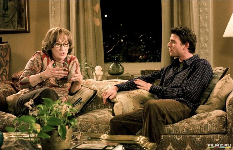 кадры из фильма Мой лучший любовник Мерил Стрип, Брайан Гринберг,
