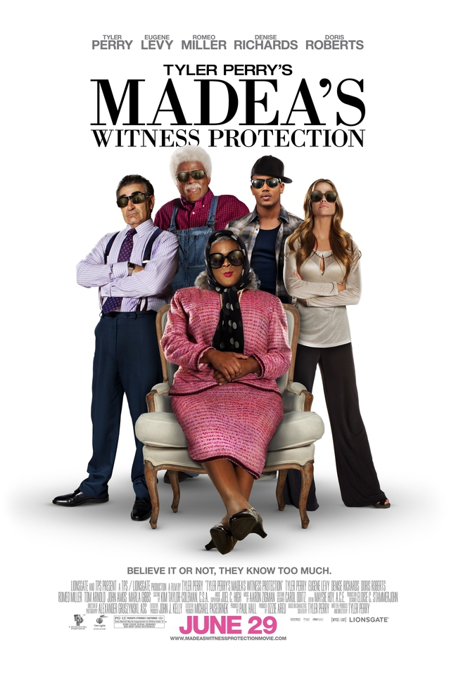 плакат фильма постер Программа защиты свидетелей*