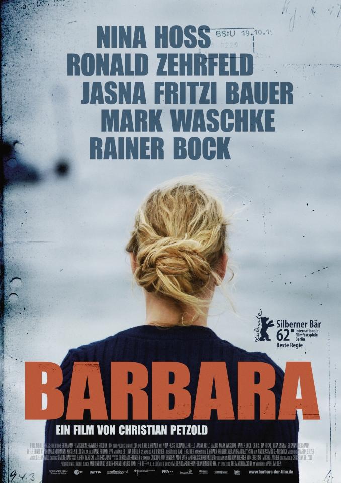 плакат фильма постер Барбара
