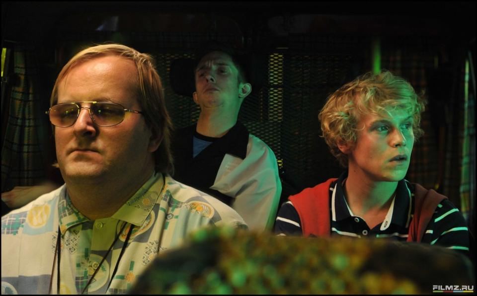 кадры из фильма Приходи как есть