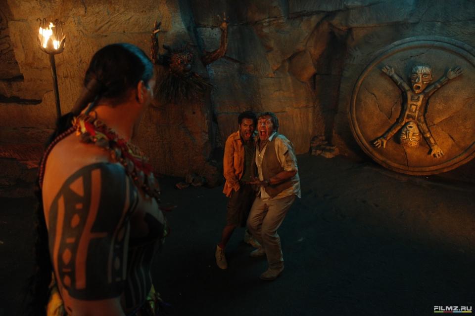 кадры из фильма Джунгли зовут! В поисках Марсупилами Жамель Деббуз, Ален Шаба,