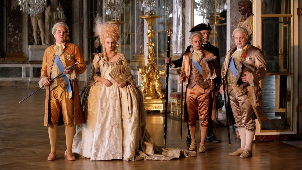 кадры из фильма Прощай, моя королева Диана Крюгер, Ксавье Бовуа,