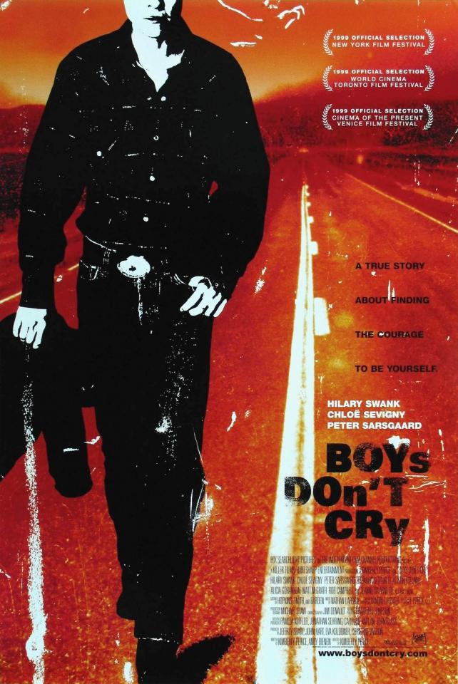 плакат фильма постер Парни не плачут