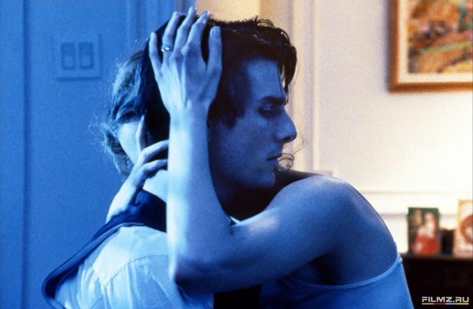 кадры из фильма С широко закрытыми глазами Том Круз, Николь Кидман,