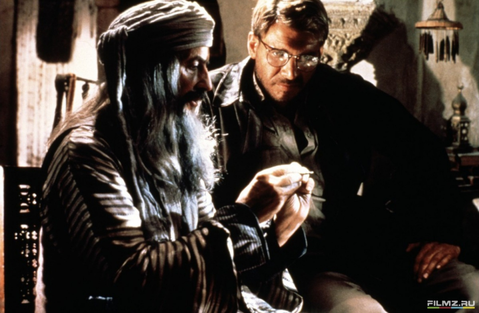 кадры из фильма Индиана Джонс: В поисках утраченного ковчега Харрисон Форд,