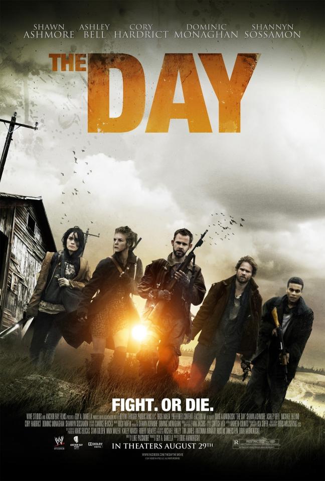 плакат фильма постер Судный день