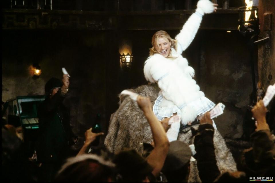 кадры из фильма Ангелы Чарли 2: Полный вперед Кэмерон Диас,