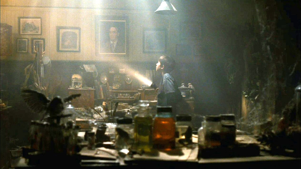 кадры из фильма Спайдервик: Хроники