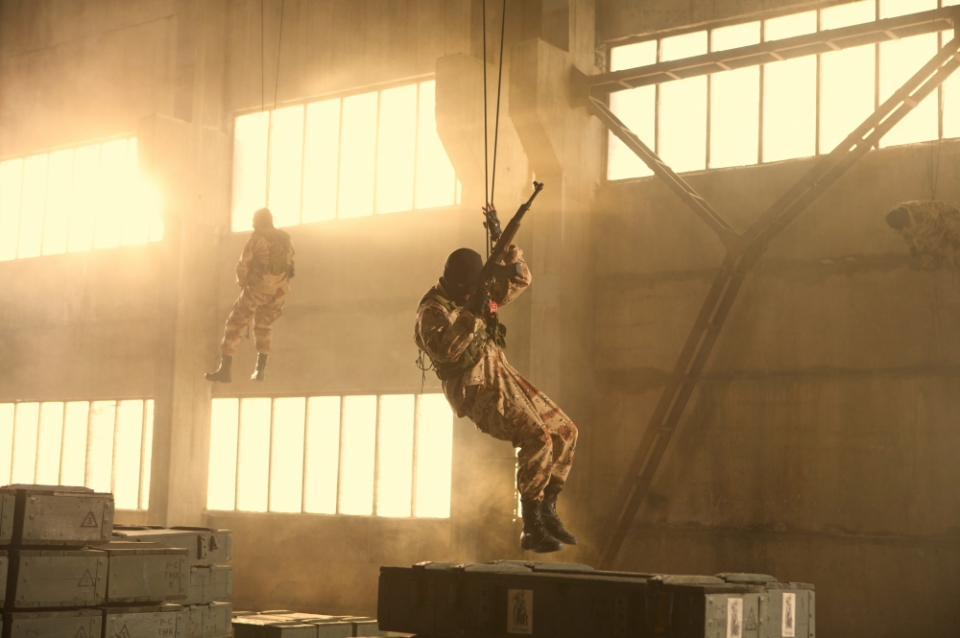 кадры из фильма Солдаты удачи