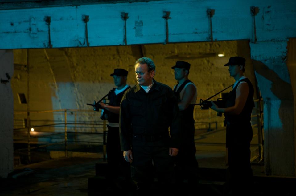 кадры из фильма Солдаты удачи Колм Мини,