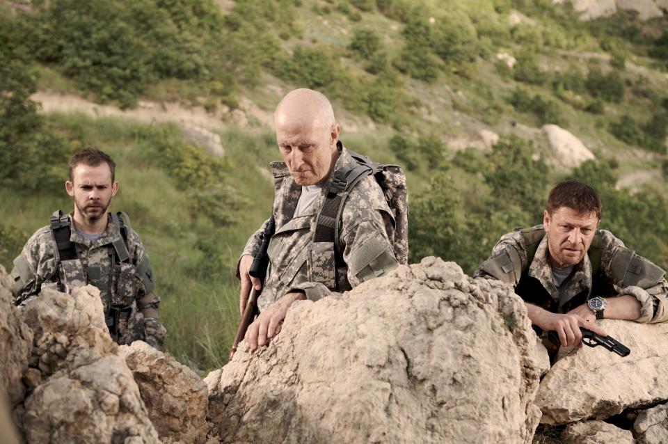 кадры из фильма Солдаты удачи Доминик Монахан, Джеймс Кромвелл, Шон Бин,
