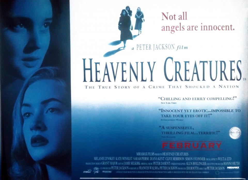 плакат фильма постер Небесные создания